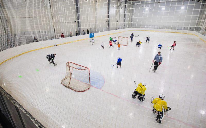 Праздник на льду