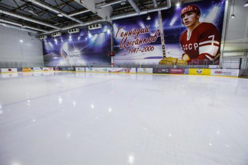 """Центр ледовых видов спорта """"Парнас"""""""